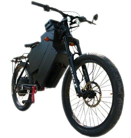 How To Build A 50 Mph Electric Bike Diy Motorcycle Atv