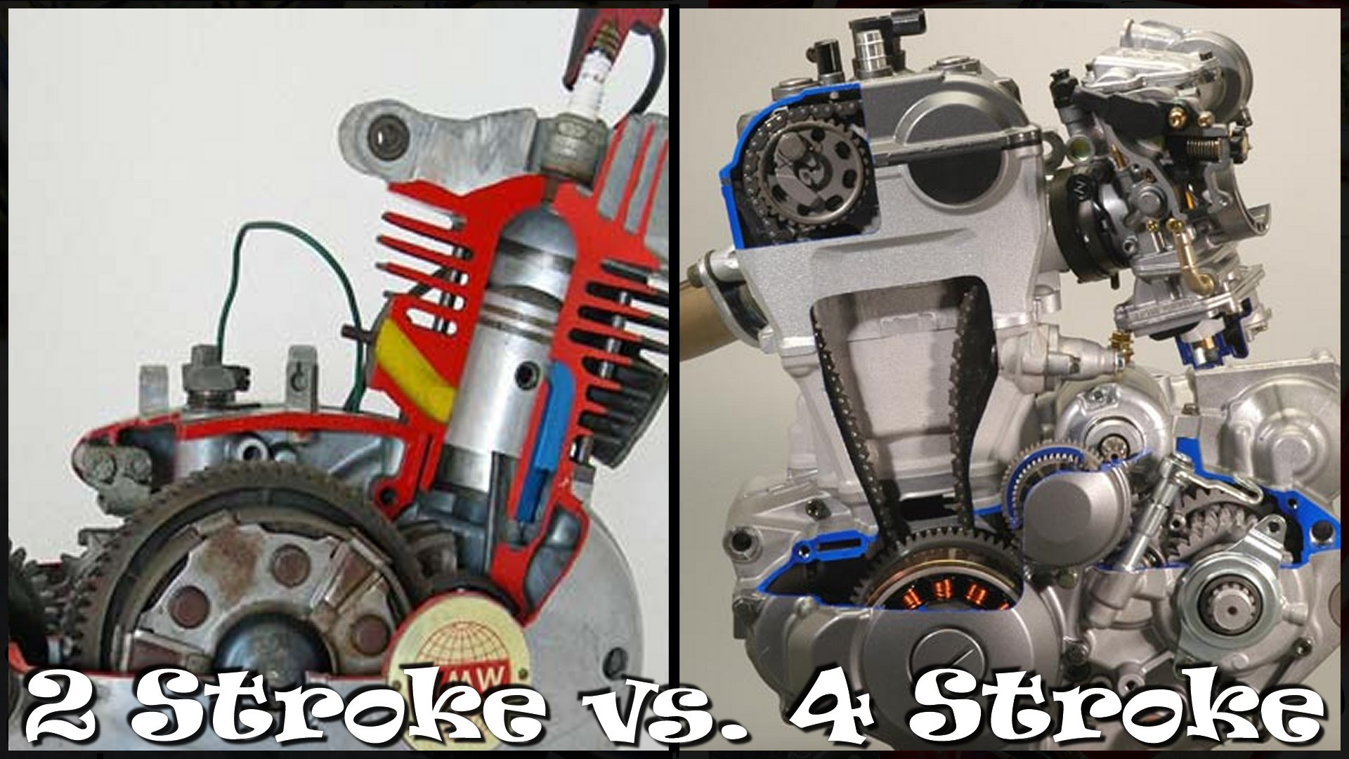 4 Stroke Vs 2 Stroke Dirt Bike - Bicycling and the Best ...
